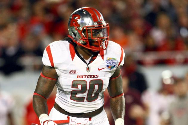 Khaseem Greene: Scouting Report, NFL Outlook for Rutgers LB