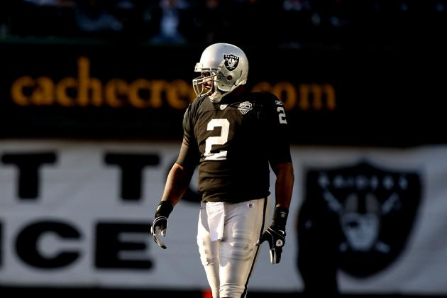 JaMarcus Russell's Comeback Shaping Up to Be Biggest Story of NFL Offseason