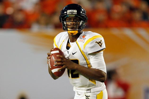 Geno Smith Scouting Report: How NFL Draft Experts Grade West Virginia QB