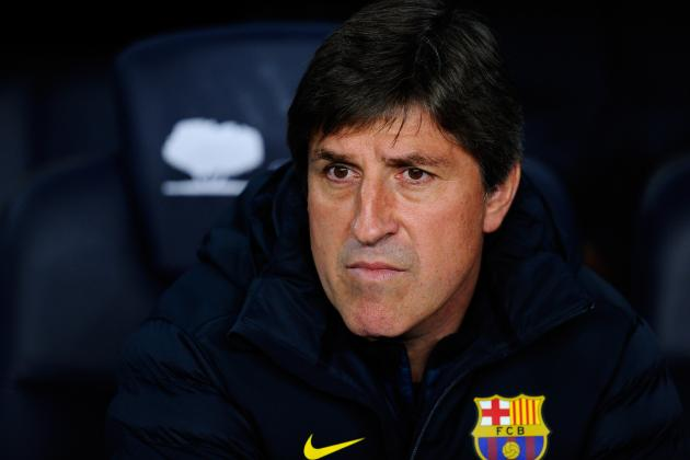 Barcelona Assistant Jordi Roura Vows to Fight on Despite Bayern Munich Defeat