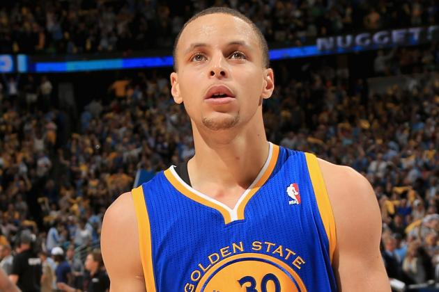 Stephen Curry Making Monster Statement in Wake of David Lee Injury