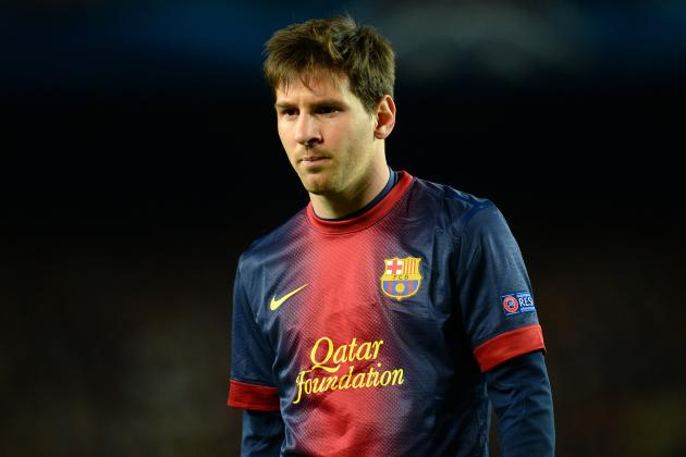 Lionel Messi's Tough Night Proves Barca Needs More Help in Attack