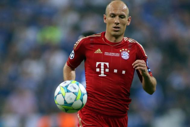 No Complacency from Robben