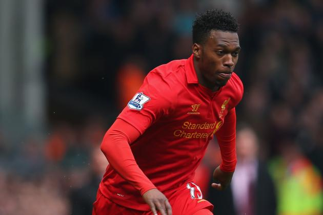 Liverpool: How Daniel Sturridge Can Fill Void Left by Luis Suarez This Season