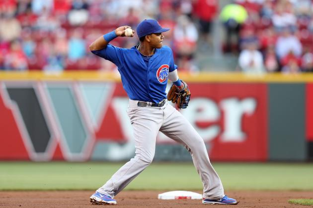 Cubs vs. Reds-- Live Scores and Stats