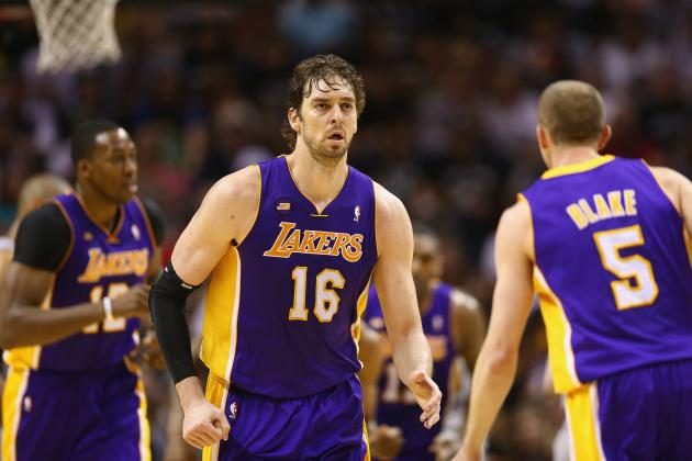 Los Angeles Lakers: The First-Round Exit Is Nigh