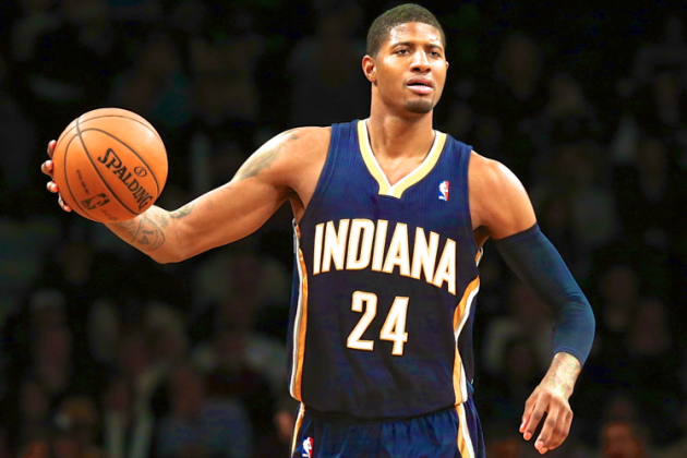 Is Paul George Turning into a Superstar Who Can Lead Pacers to an NBA Title?