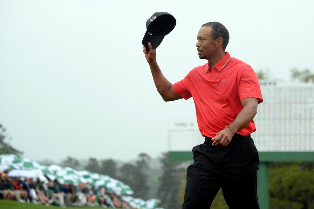 Tiger Woods Will Not Participate in Wells Fargo Championship