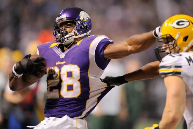 Madden 25 Cover: Making the Case for Adrian Peterson and Barry Sanders