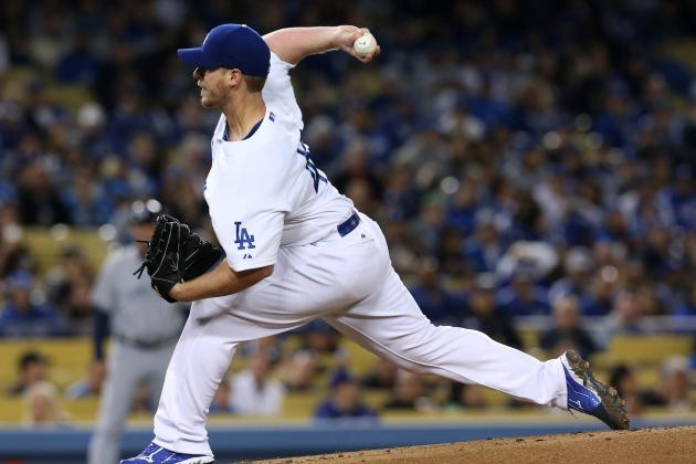 Chad Billingsley's Comeback Leads to Tommy John Surgery