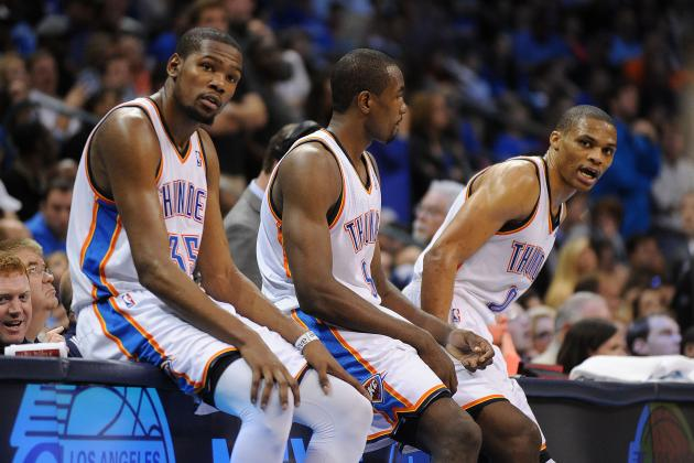 What the Numbers Tell Us About OKC Thunder 2013 Title Chances