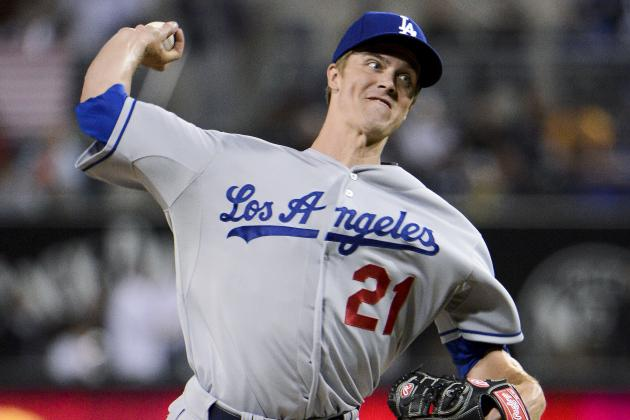 Can the LA Dodgers Overcome the Loss of Greinke, Capuano, and Billingsley?