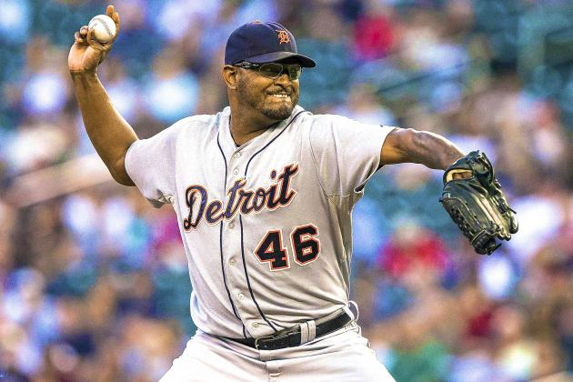 Detroit Tigers Sign Jose Valverde to 1-Year Deal