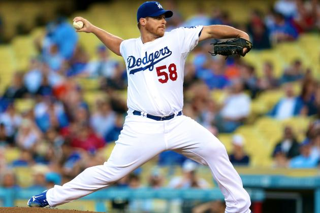 How Does Chad Billingsley's Elbow Injury Change the NL West?