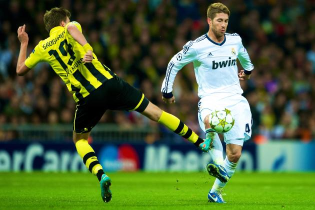 Borussia Dortmund vs. Real Madrid: Complete Champions League Preview
