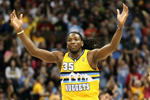 Kenneth Faried Will Come off the Bench Tonight