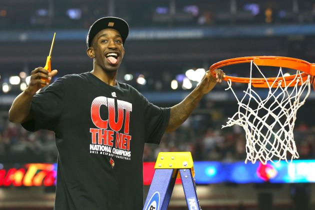 Russ Smith Will Return to Louisville for Senior Season