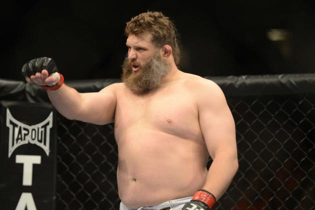 Roy Nelson in Favor of UFC Heavyweight Grand Prix Instead of Promotion Politics