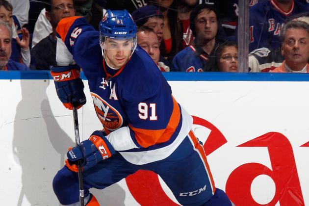 Islanders Clinch 1st Playoff Berth Since 2007