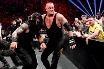WWE: Ring Time with Undertaker Is an Early Christmas Present for the Shield