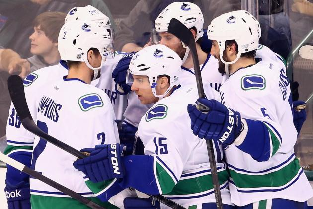 Are The Vancouver Canucks The Most Promising NHL Playoff Dark Horse?