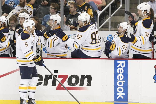 Vanek, Sabres Knock Off Pens 4-2