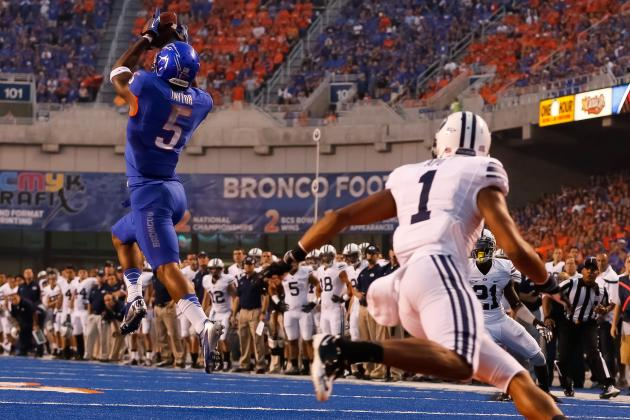 Jamar Taylor Scouting Report: NFL Outlook for Boise State CB