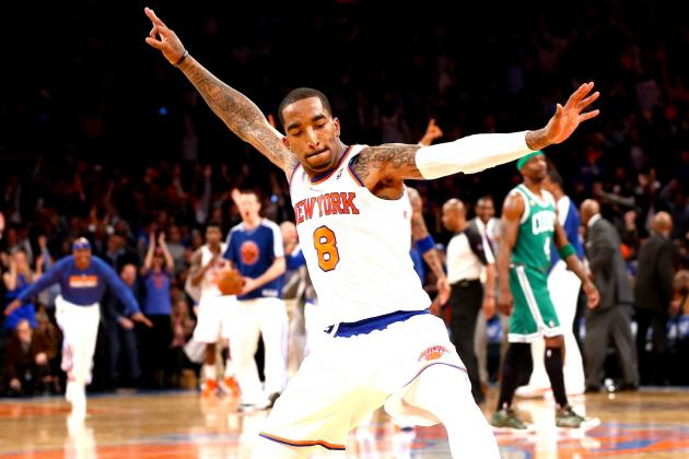 Boston Celtics vs. New York Knicks: Game 2 Score, Highlights and Analysis