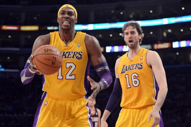 How LA Lakers Inside-Out Strategy Maximizes Dwight Howard and Pau Gasol