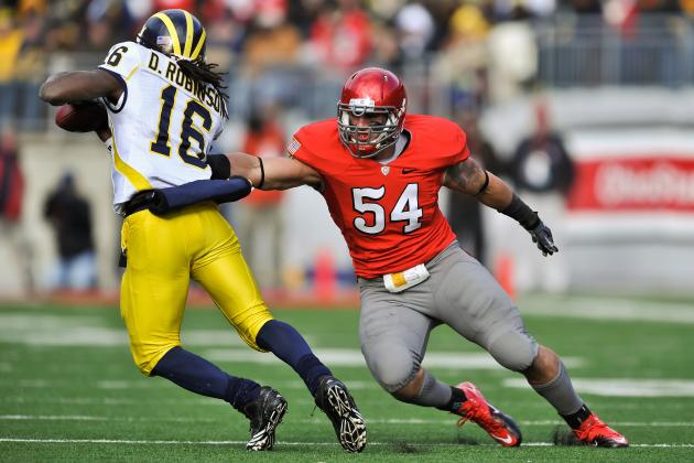 John Simon Scouting Report: NFL Outlook for Ohio State DE