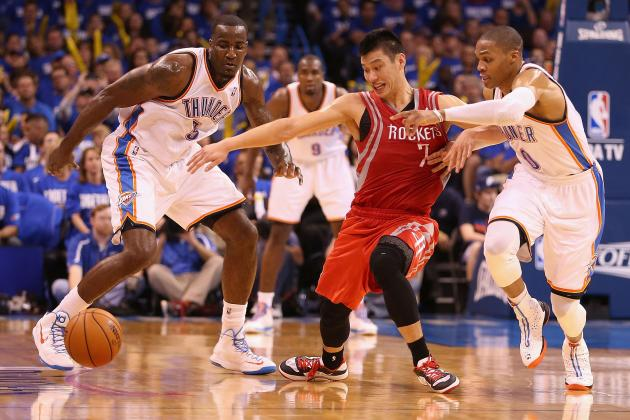 Thunder vs Rockets: Houston Must Win to Have Any Chance of Advancing