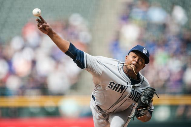 3 Fixes to Solve San Diego Padres' Starting Pitching Woes
