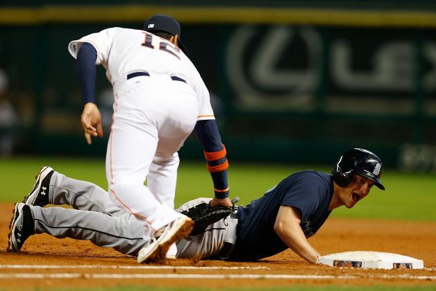 Gonzalez, Norris Spark Astros Past Mariners