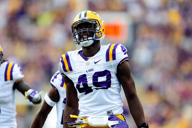 NFL Mock Draft 2013: Final Predictions for Thursday Night's Opening Round