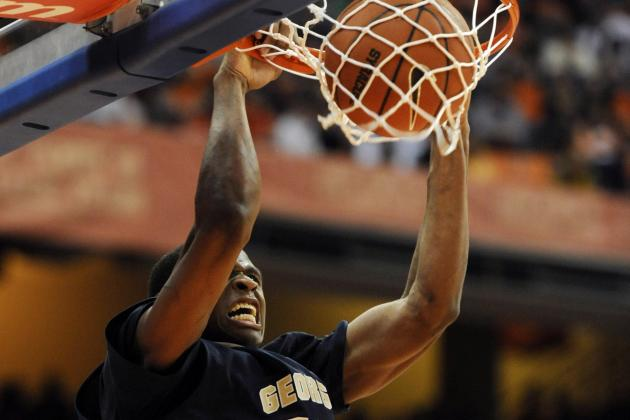 Memphis Gets Transfer in George Washington Forward David Pellom