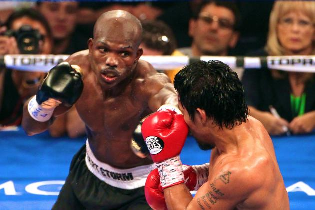 Juan Manuel Marquez to Face Timothy Bradley for Welterweight Title