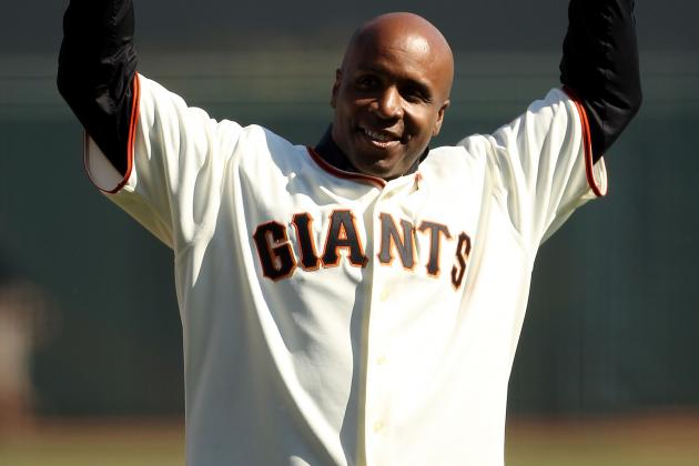 It's Gone! Bonds HR Plaque Stolen from Park