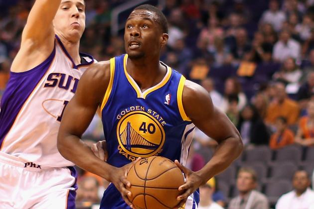 Video: Harrison Barnes Throws Down Reverse Dunk over Anthony Randolph