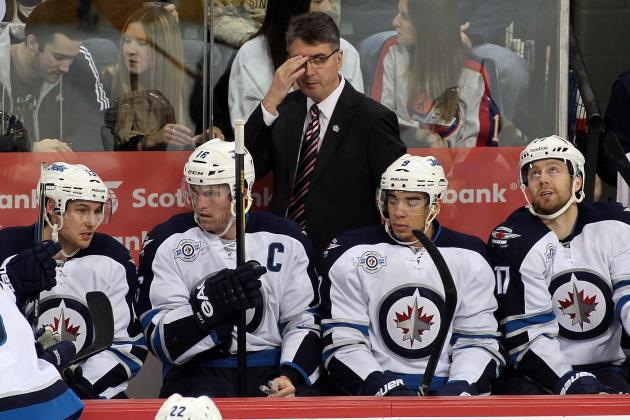 Winnipeg Jets' Playoff Hopes Barely Alive After Loss to Washington Captials