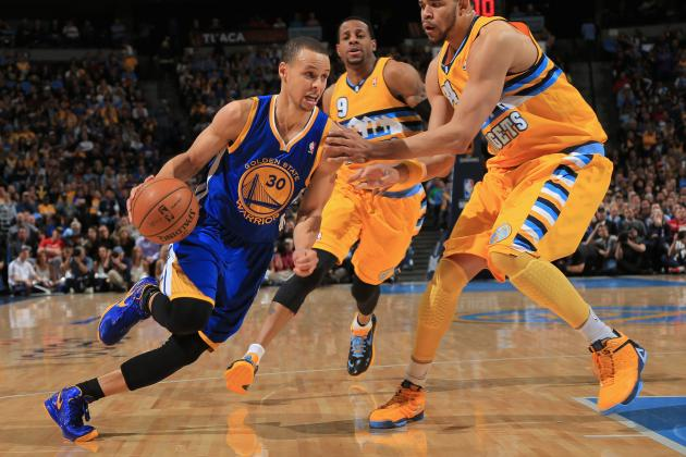 Stephen Curry's 30-Point Performance Proves Warriors Can Advance Past Nuggets