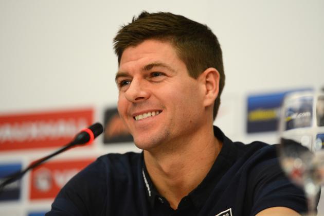 Steven Gerrard Will Miss England Friendlies