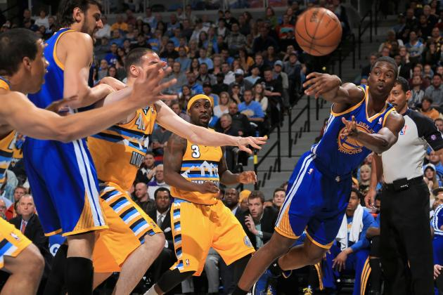 Harrison Barnes' 24-Point Performance Shows That He's Warriors' Biggest X-Factor