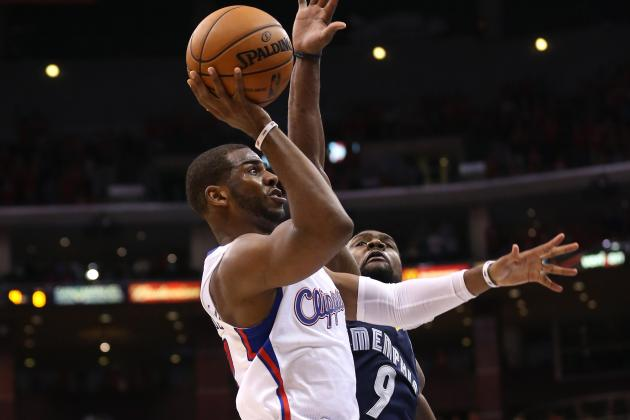 LA Clippers vs. Memphis Grizzlies: Game 3 Preview, Schedule and Predictions