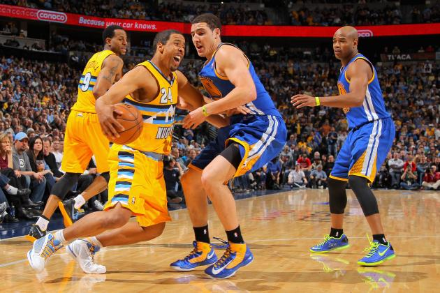 Blueprint for Denver Nuggets to Reclaim Edge against Warriors in 1st-Round