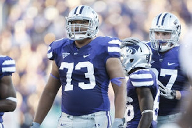Manase Foketi Scouting Report: NFL Outlook for West Texas A&M OT