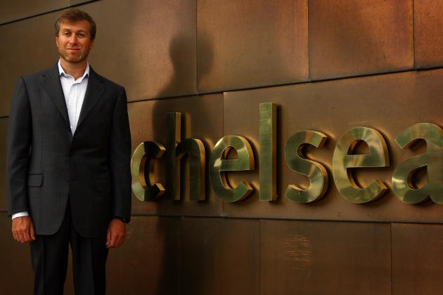 Chelsea: Picking the Blues' All-Time Roman Abramovich XI