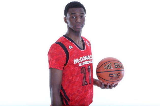 Andrew Wiggins to Florida State Would Set New Precedent in College Basketball