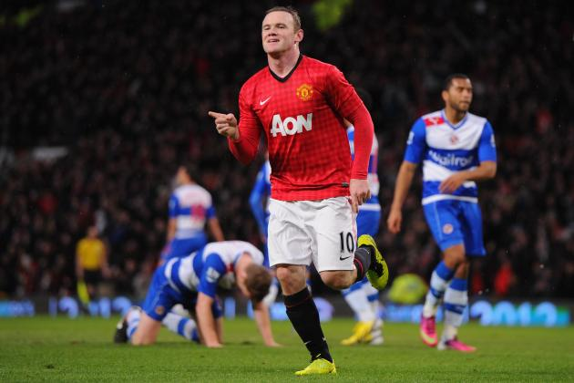 Manchester United: Why the Decline of Wayne Rooney Is a Complete Myth