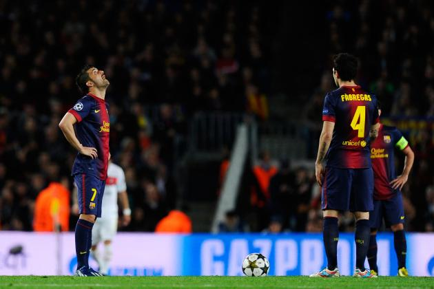 FC Barcelona: Is It Time to Break Up the Band?