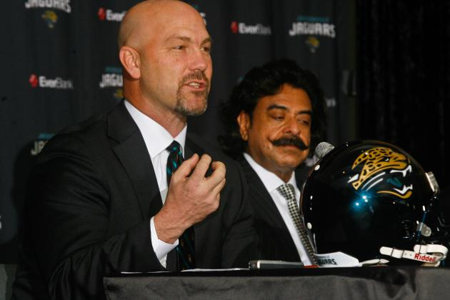 Owner Shad Khan OK with Jaguars' First Pick in Draft